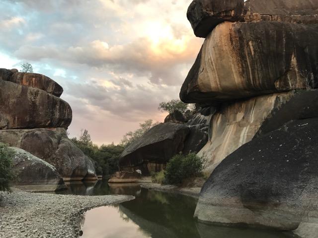 cranky rock reserve